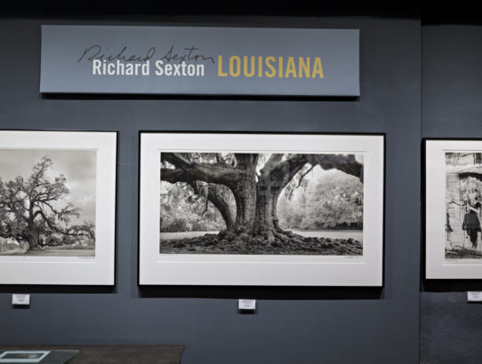 """""""Richard Sexton: Louisiana"""" on view at A Gallery for Fine Photography in New Orleans, March 30 to July 1, 2017"""