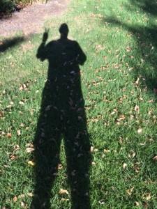 Shadow Selfie 2