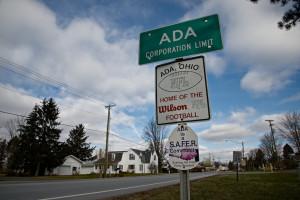 Ada Wilson Sign