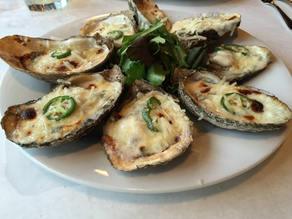 baked oyster recipes, broiled oyster recipes