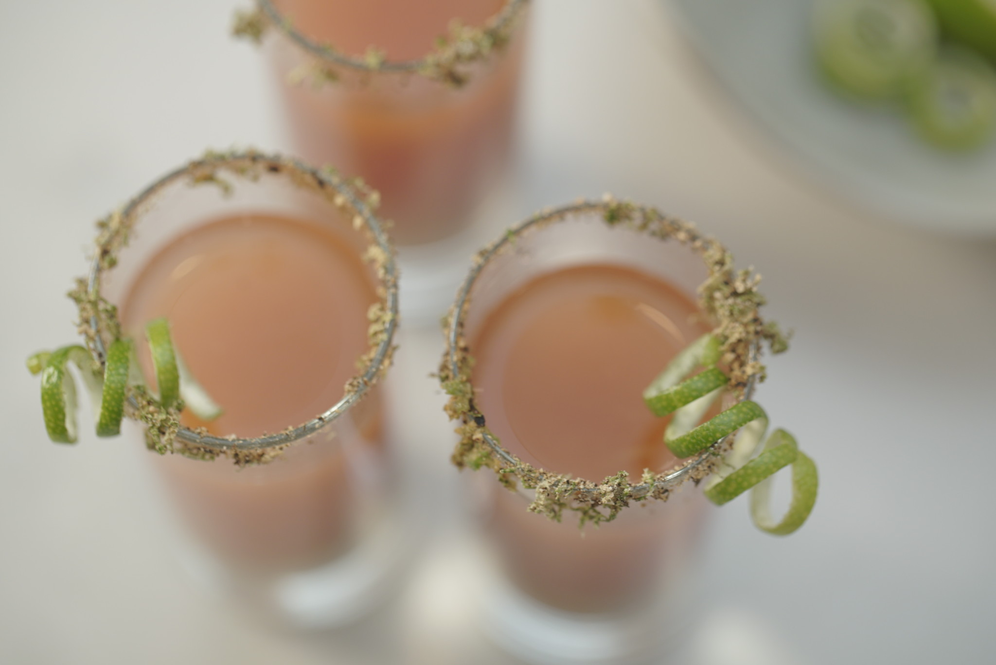 Bloody Rita Oyster Shooters