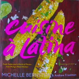 Chef Michelle Bernstein, Red Jalapeno Mignonette