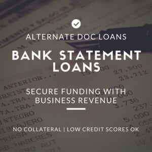 Bank Statement Loans Overview Icon