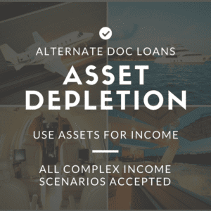 Asset Depletion Overview Icon
