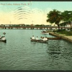 1908 Canoeing on Deal Lake
