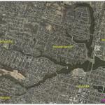 Deal Lake Aerial View - 2013
