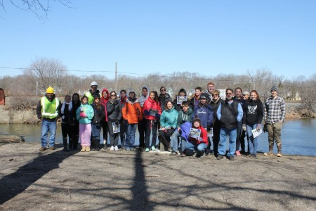 Spring Clean-up 2012