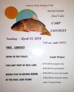 Carp Contest