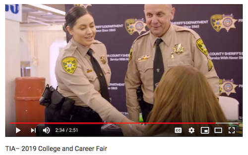 2019 College Career Fair