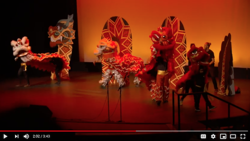 2019 Chinese New Year Event at TIA