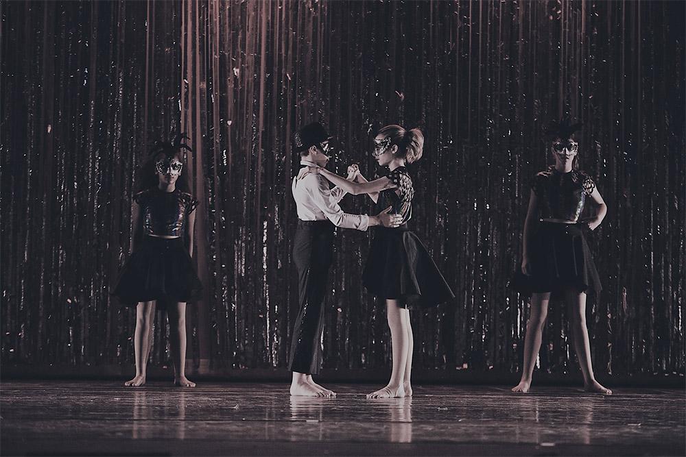Acro Dance - Southbury School of Performing Arts