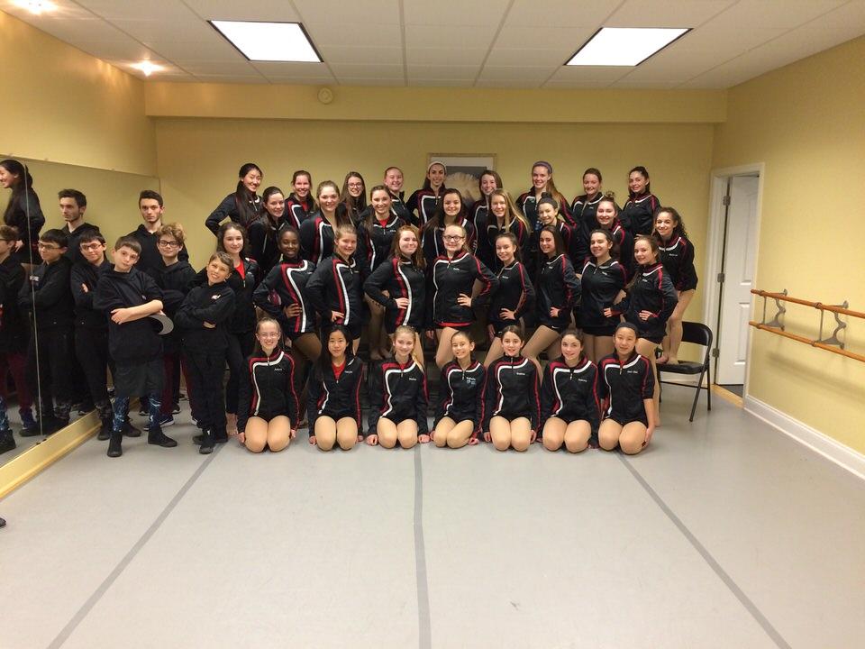 Elite Competition Dance Teams - SSOPA
