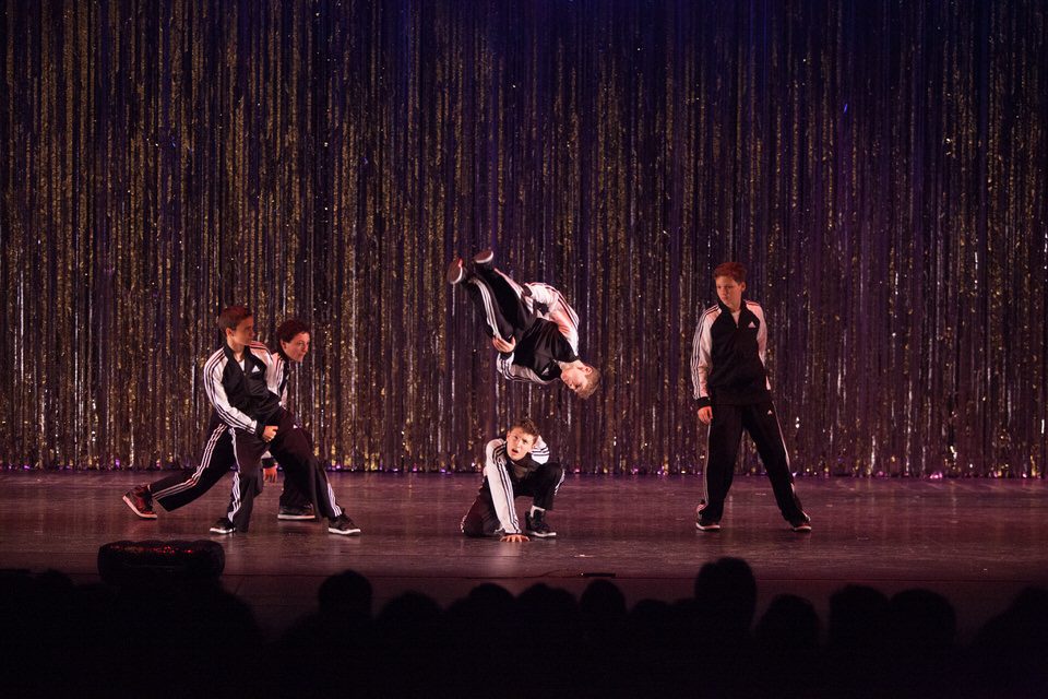 Boys Hip Hop Dance - SSOPA