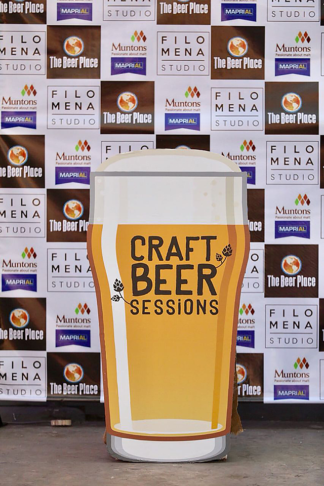 Como en agosto, el Craft Beer Sessions volverá a celebrarse en el Centro Cultural Juan Parra del Riego. (foto: Craft Beer Sessions)