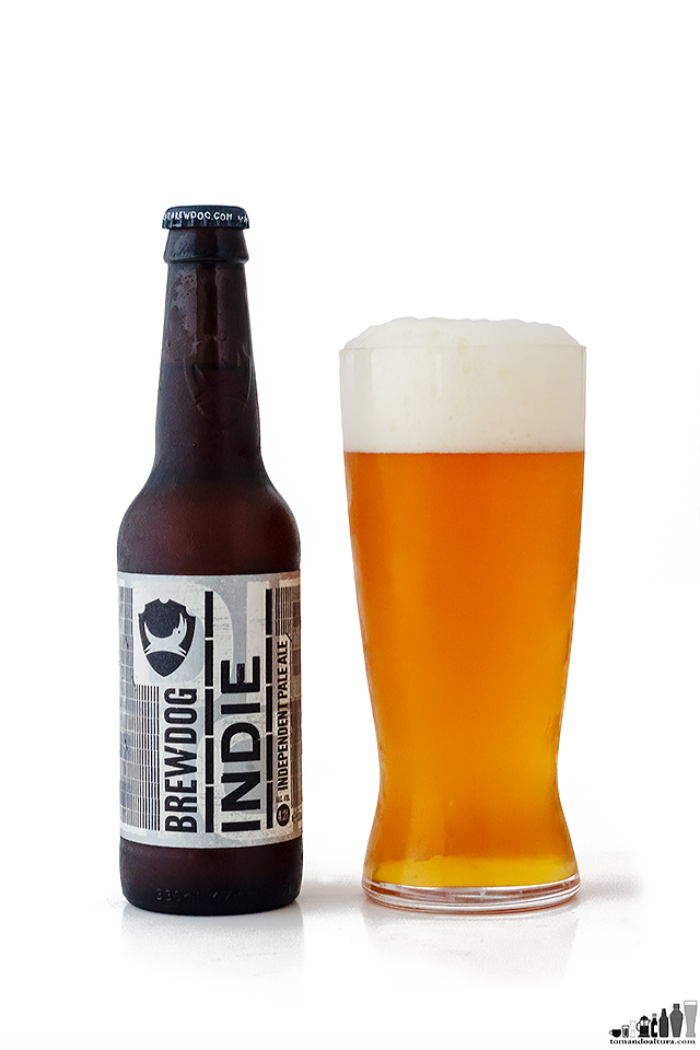 Brewdog Perú: Indie está disponible en botellas y latas de 330 ml.