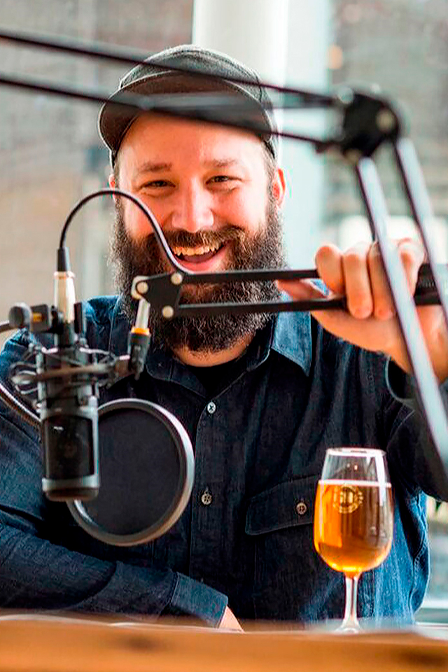 podcasts: Michael Kiser, fundador de Good Beer Hunting.