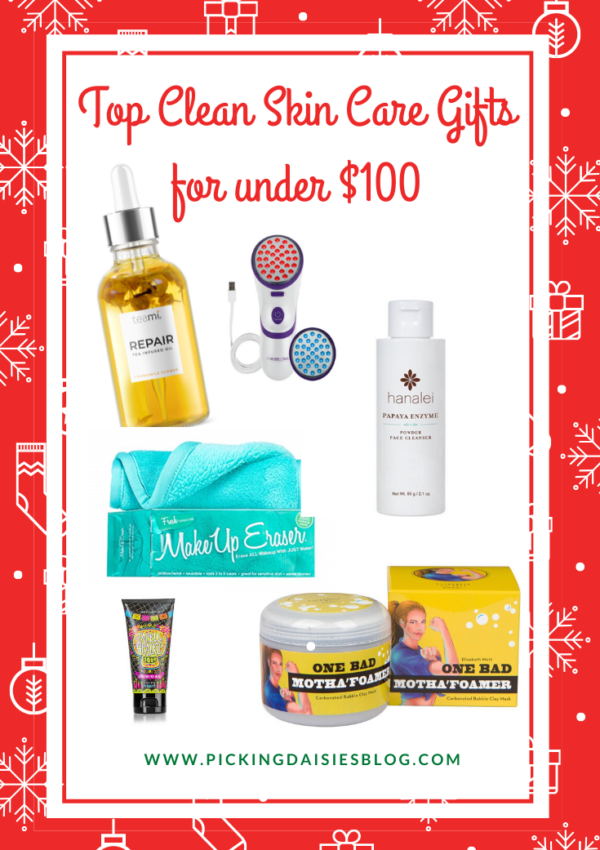 Top Clean Skin Care Gifts for under $100