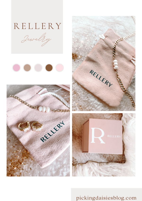 Rellery.com - Rellery jewelry - Meaningful everyday pieces x Picking Daisies Blog