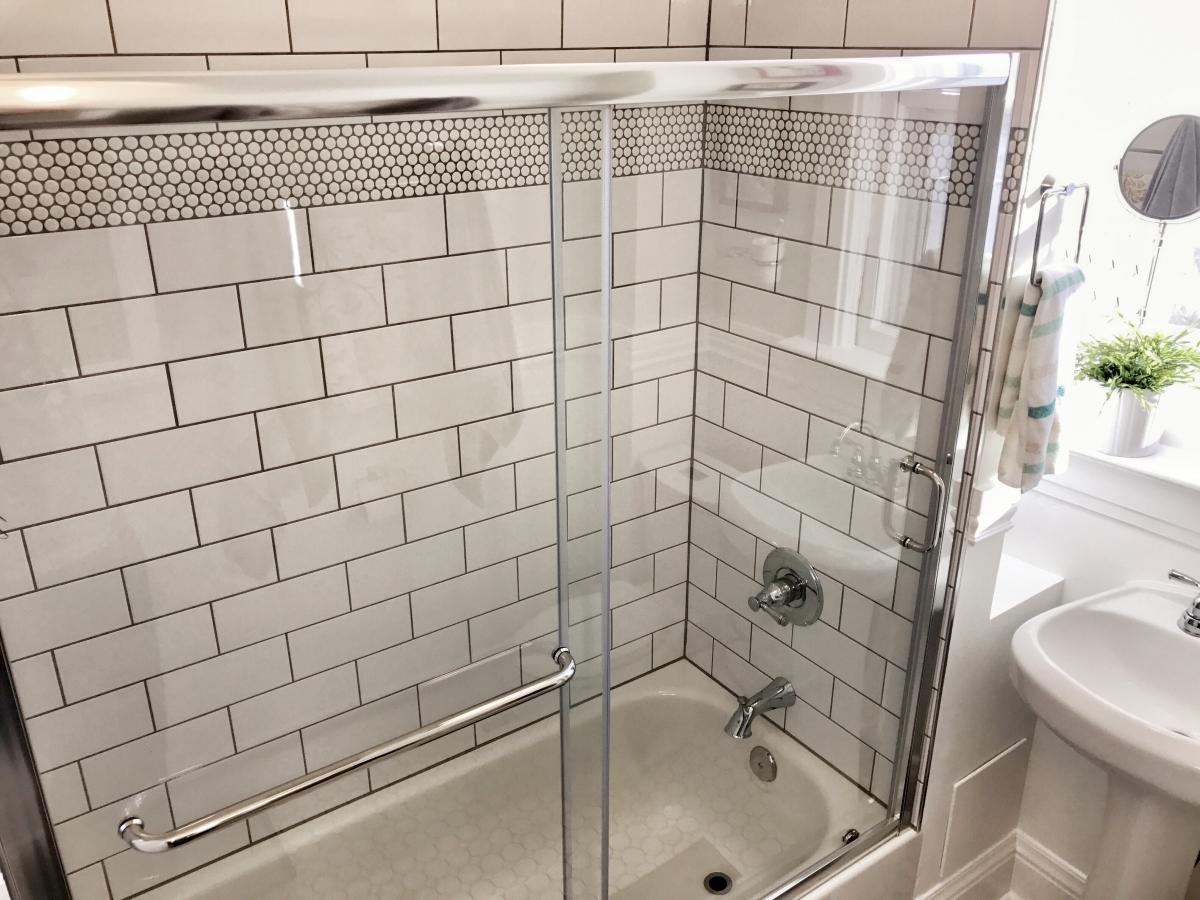 Master Bathroom Shower Remodel in Arvada, CO