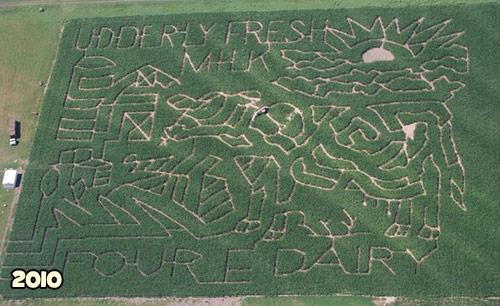2010 Maze Design