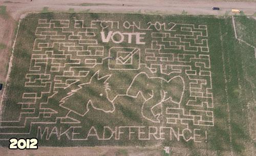 2012 Maze Design