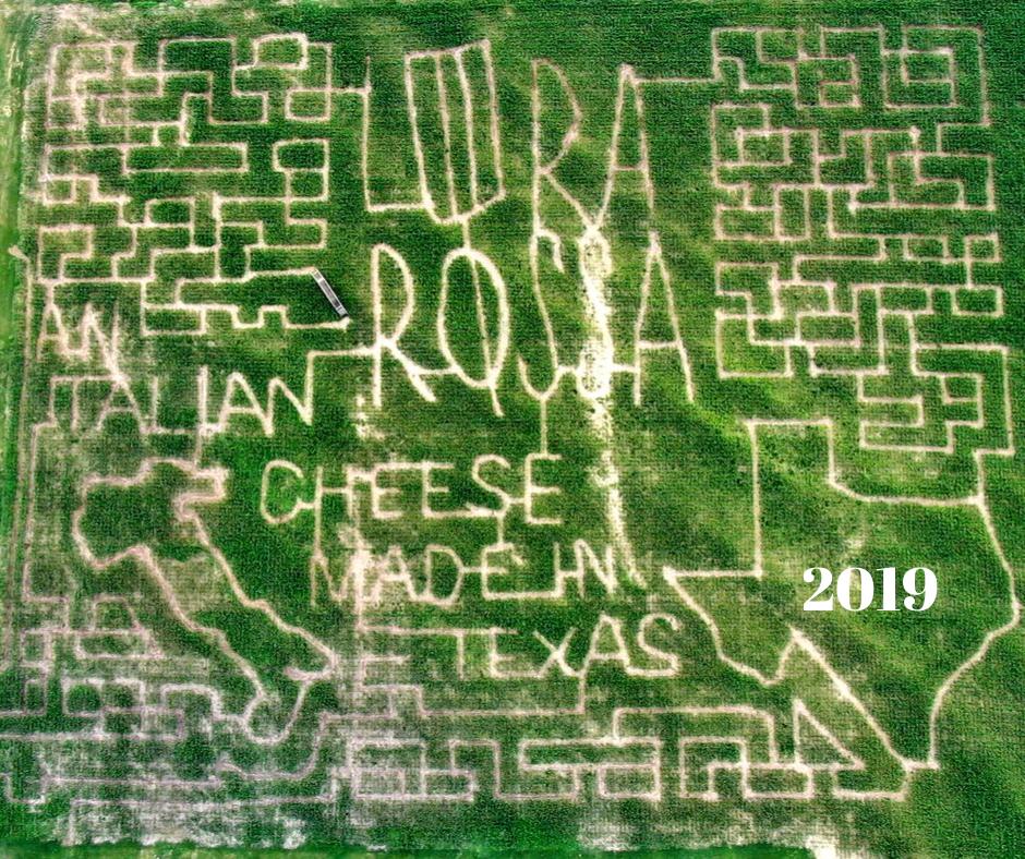 2019 Maze Design