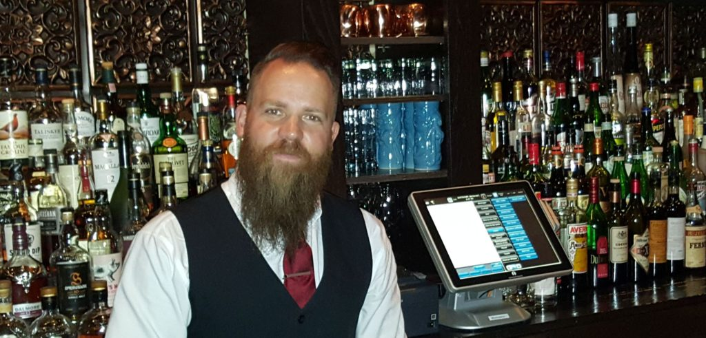Herbs & Rye - The Bartender With Harbor touch POS