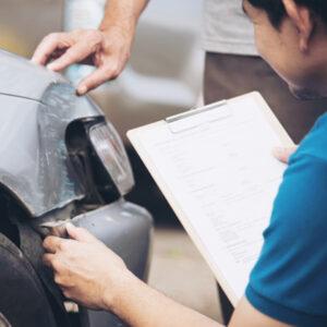 vehicle quarter examination