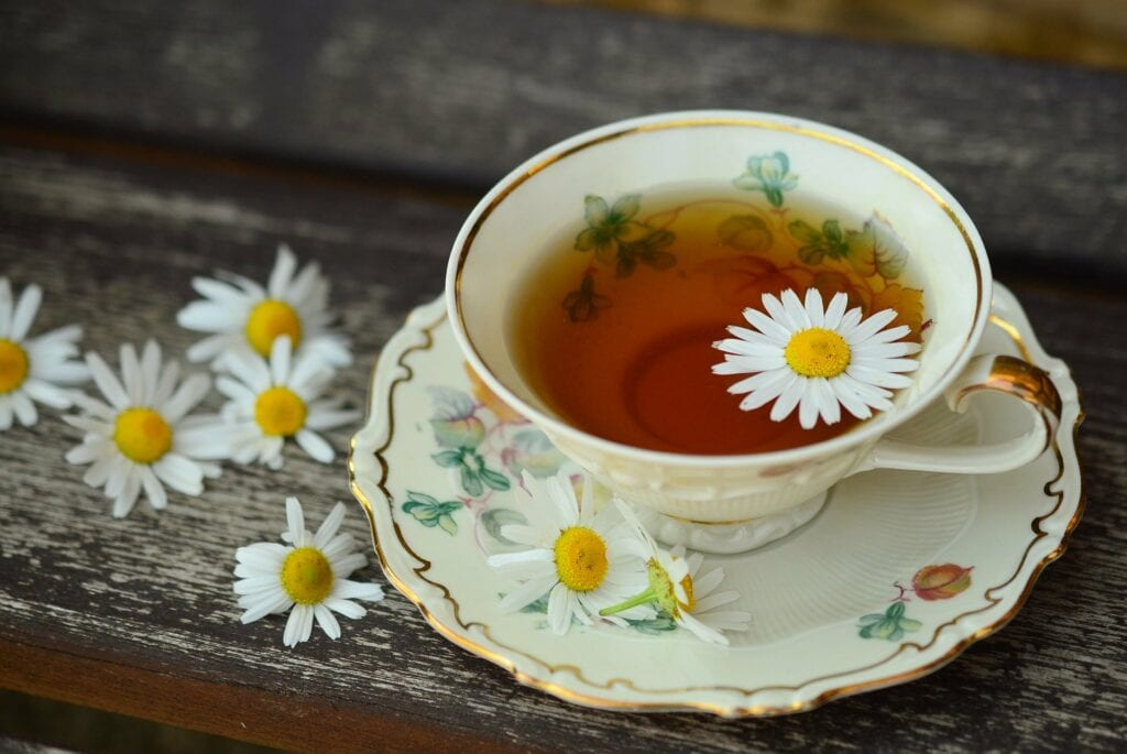 boost your immune system with tea.