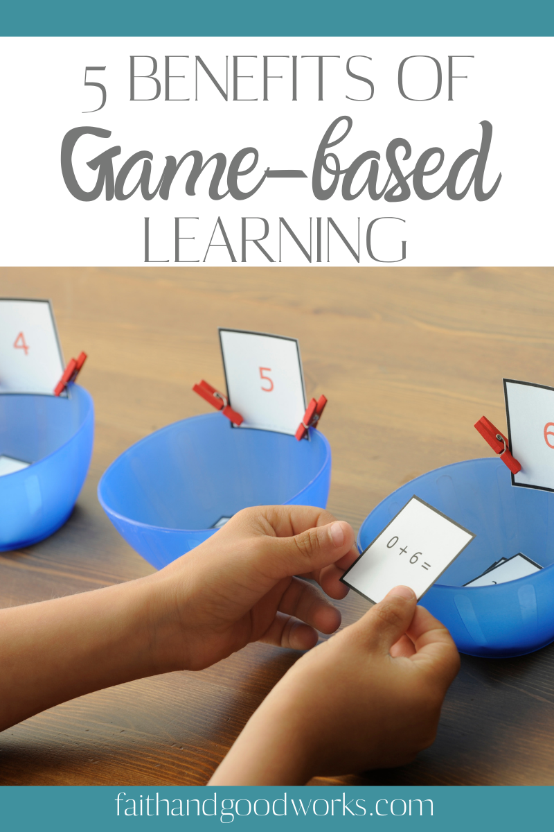 5 benefits of game-based learning.
