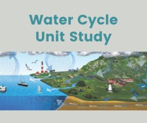 Water Cycle Unit Study