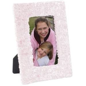 Lt. Pink Furry Fabric Frame FF-003.jpg