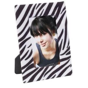 Zebra Print Fabric Frame FF-004.jpg