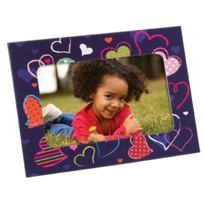 Magnetic Frame Multi Color Hearts MG-001.jpg