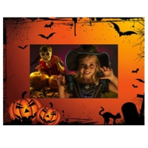 Party Card Frame Halloween C-027.jpg