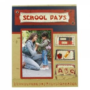 School Days Scrapbook Frame S7207copy.jpg