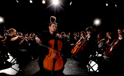 Nationally Recognized Youth Orchestra Performs at Education Week