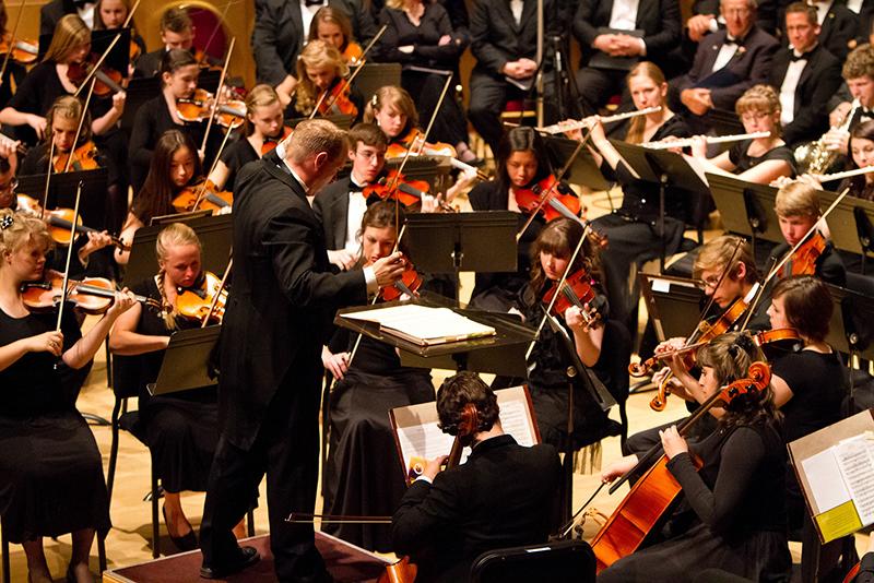 Award-Winning Youth Orchestra at BYU Education Week