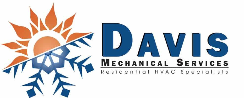 Davis Mechanical Services Logo Rework