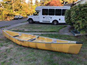 Wenonah Aurora Canoe Kevlar - www.PaddlePeople.us