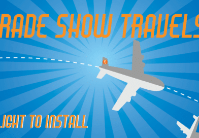 Trade Show Travels: From Flight To Install