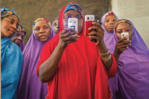 Global Neighborhood (from Getty Images)