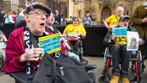 Too late for many… Disabled People on Benefits