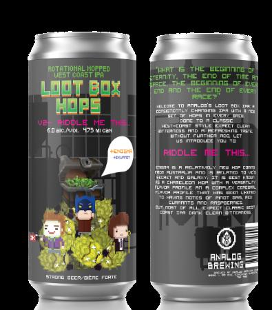 Loot Box Hops