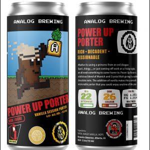 Power Up Porter