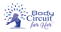 Body Circuit For Her~ Personal Training & Bootcamp Fitness Logo