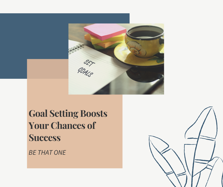 Goal Setting Boosts Your Chances of Success