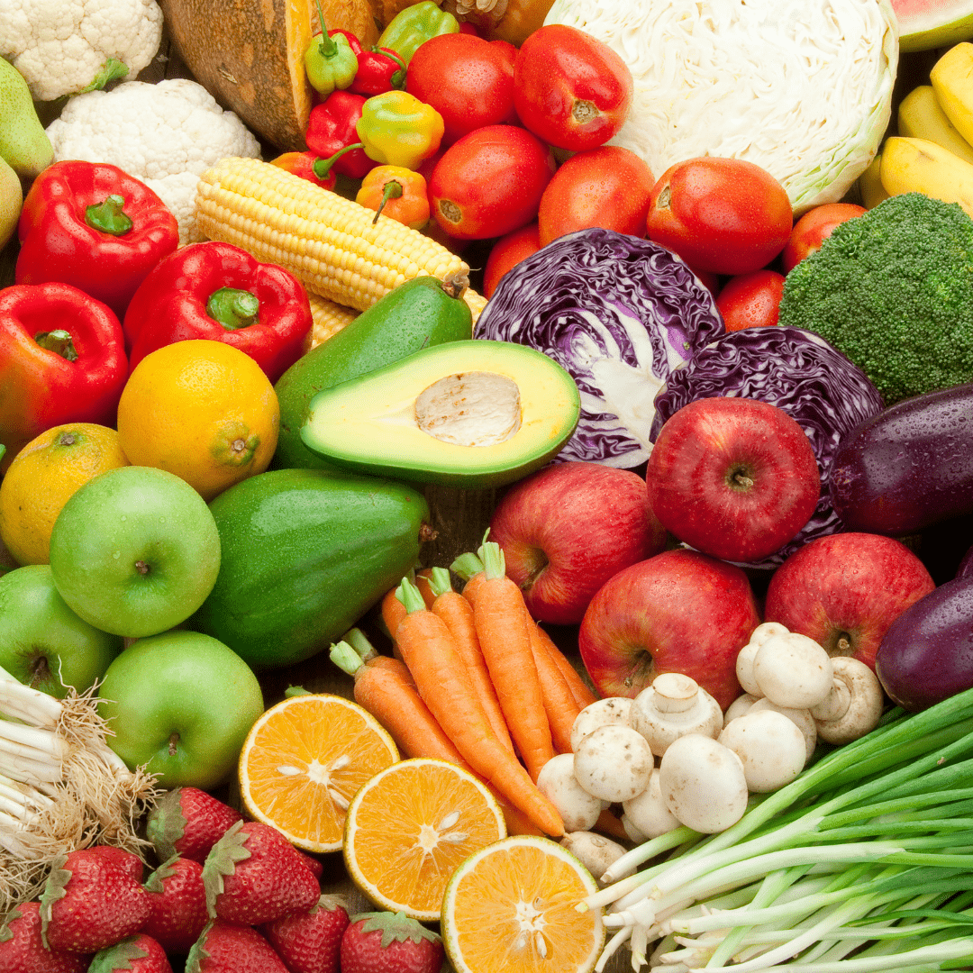 10 Ways To Add Fruits And Vegetables Into Your Family's Diet