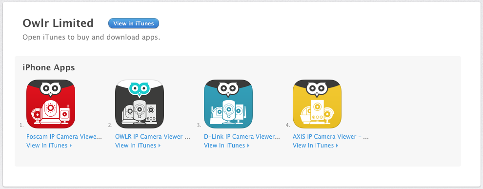 Why Do You Have Multiple OWLR Apps?