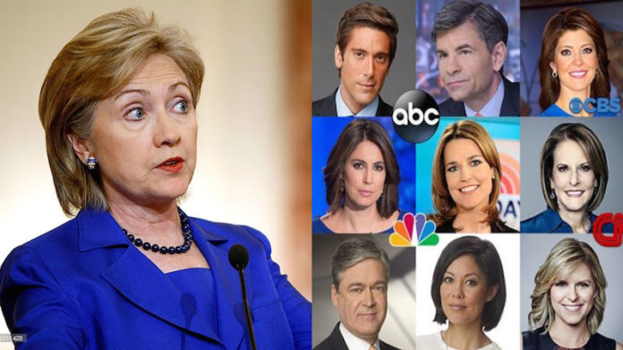 Reporters Paid by Hillary
